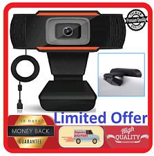 HD 1080p USB Web Camera Webcam Video Recording with Microphone For PC Desktop