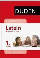 Duden Einfach klasse in Latein 1. Lernjahr von Johannes Eichhorn, Maike...