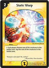 Duel Master TGC Static Warp DM10 Shockwaves of the Shattered Rainbow