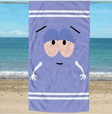 Huge Southpark Towelie Bath Towel Cartman Kenny Cartoon Funny Holiday item TV