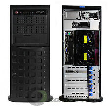 SuperMicro 1533 SC745TQ-920B 2x Opteron 6272 920W 12GB RAM Server Workstation
