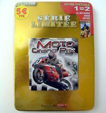 MOTO GRAND PRIX + SUPER BIKER Série Limitée Limited edition PC game NEUF / NEW