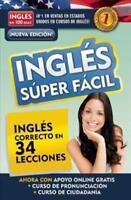 INGLTS S·PER FßCIL / ENGLISH SUPER EASY - AGUILAR (COR) - NEW PAPERBACK BOOK
