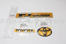 Toyota FJ Cruiser 2007-2014 Rear Door Logo Emblem Kit Genuine OEM