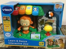 New listing New Vtech Learn and Dance Interactive Zoo : 6-36 Months Singing Learning Toy Nib