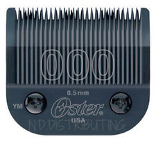 Oster Titan # 000 Diamox Detachable Clipper Blade #76918-626 76, Powerline NEW