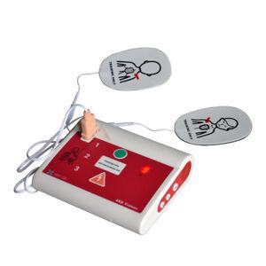 Elysaid Defibrillator Practice Trainer CPR Training Simulator  Brazil Português