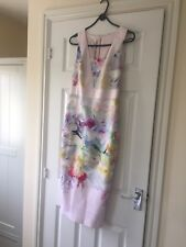 Floral Ted Baker Dress