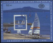 New Zealand 1990 Scenic 150th Anniversaries Miniature Sheet UNH VFU
