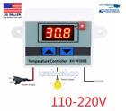 110 220V Incubator Digital Temperature Controller Thermostat Switch Probe Tester