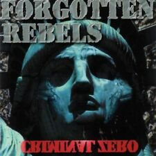Forgotten Rebels | CD | Criminal zero (1994)