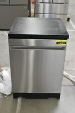 """Ge Gpt225Sslss 30"""" Stainless Fully Integrated Portable Dishwasher Nob #114827"""