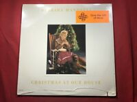 Y1-26 BARBARA MANDELL Christmas At Our House ... SEALED ... MCA-5519