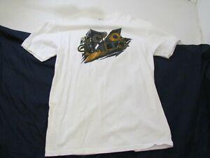 Echo Unlimited mens large T-Shirt W/logo