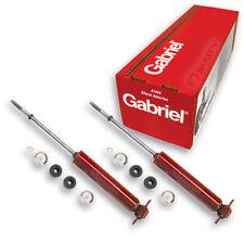 2 pc Gabriel 81446 Guardian Nitrogen Charged Shock Absorber for 2701-80910 rf