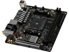 ASRock Fatal1ty B450 GAMING-ITX/AC AM4 AMD B450 SATA 6Gb/s USB 3.1 HDMI Mini ITX