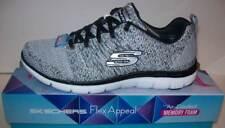 Skechers Women SK12756 Flex Appeal 2.0 High Energy Trainers Sneaker Shoes Sz 8.5