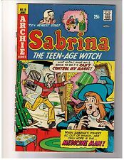 Sabrina the Teenage Witch # 19 Vol 1 (1974) VG+ Archie Comics