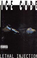 Ice Cube Lethal Injection 1993 Cassette Tape Album Hiphop Rap