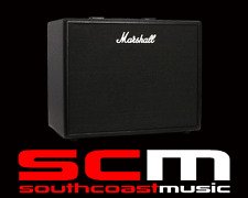 "Marshall Code 50 Amp 50Watt 1x12"" Combo Modeling Electric Guitar Amplifier NEW"
