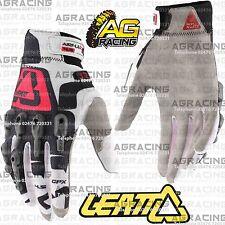 Leatt GPX 4.5 Lite Whte Red Black Gloves Adult XXL 2XL Motocross Enduro ATV