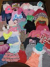 #514 Huge Bundle Of Girls Clothes 4-5years GEORGE NEXT F&F ZARA BLUEZOO NUTMEG