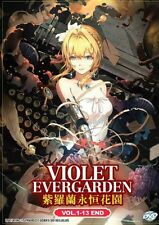 Violet Evergarden Complete Anime Series DVD 13 Episode English Dubbed