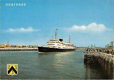 B98886 oostende maalboot dover belgium  ship bateaux