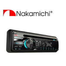 NAKAMICHI CD/USB Receiver 50W x 4 USB MP3 NA201  8 key remote