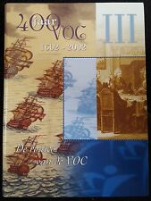 "Paesi Bassi MDS euro-KMS 2002 BU"" 400 Anni VOC ""III"