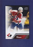 Ron Francis SP 2013-14 Upper Deck Hockey Team Canada #178