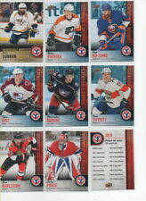 2018 UD NATIONAL HOCKEY CARD DAY - CANADA -  FULL SET 17  -  P.K. SUBBAN CAN-16