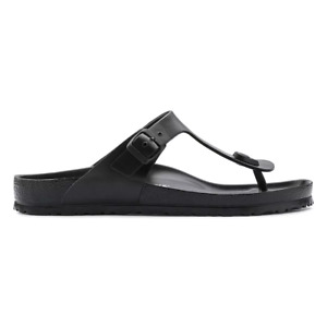 Birkenstock Gizeh EVA Sandals - Regular Unisex Men's Women's - Black