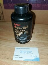 GNC Pro Performance AMP Amplified Creatine 189(120 Tablets) Athletic BB 02/20