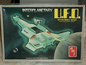 AMT Interplanetary U.F.O. Mystery Ship With Mini Scout Craft