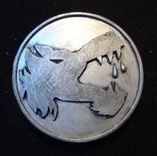 Battletech Wolf's Dragoons badge pin