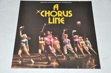 Soundtrack Musical - A Chorus Line - Filmmusik Vinyl Schallplatte LP