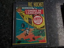 belle reedition ric hochet la collection l'ombre du cameleon