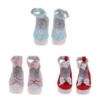 1/3 BJD MSD Doll Shoes Accessory for 60cm Night Lolita Dolls High Heels