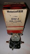1950s Ford  Thunderbird Y block  SW 1 6 volt starter relay NOS boxed 21A 11450