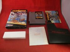 Pirates (1991) Nintendo NES COMPLETE w/ Box manual map game WORKS!