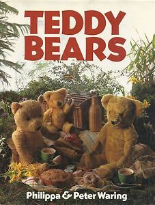 History of Antique Vintage Teddy Bears - Types Makers / Scarce Book