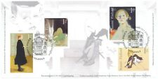 Finland 2012 Used Sheet - Painter Helene Schjerfbeck 150 Yrs - First Day Cancel