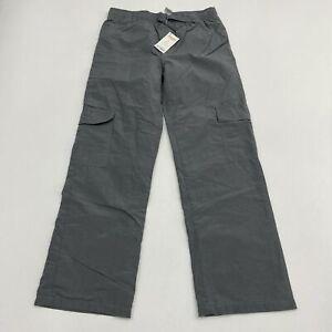 NWT Gymboree Soccer Star Pants Size 4 6 Khaki Cargo Elastic Waist