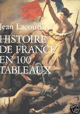 Histoire de France en 100 tableaux, Jean Lacouture