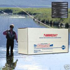 AMNESIA MEMORY FREE FISHING LINE 20 LB BLACK SS08420X10