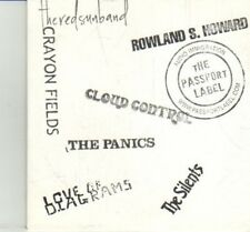 (DJ112) Cloud Control, Gold Canary / Vintage Books - DJ CD