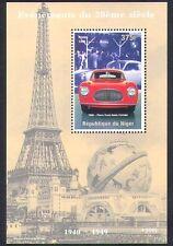Niger 1998 Cisitalia/Cars/Motoring/Transport/Sports/Racing 1v m/s (n37523)