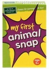 Mi primera tarjeta de Snap Animal Educativo Juego g15