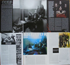 █▬█ Ⓞ ▀█▀   KREATOR   __   CLIPPING COLLECTION   __    6 Magazinseiten